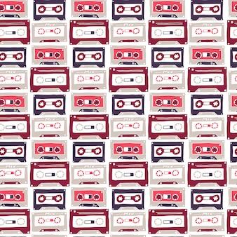 Kassetten-musterentwurf