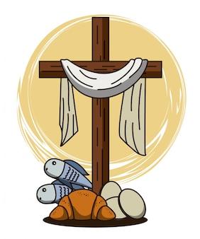 Katholische tradition der karwoche
