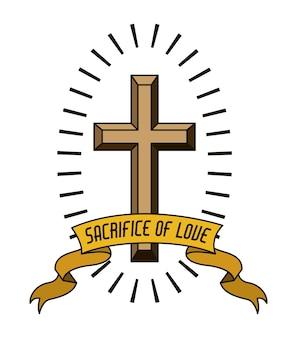 Katholisches digitales design