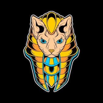 Katze aus ägypten