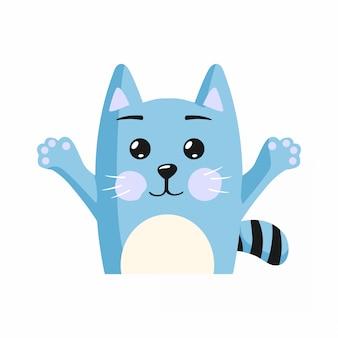 Katze - tier niedlich
