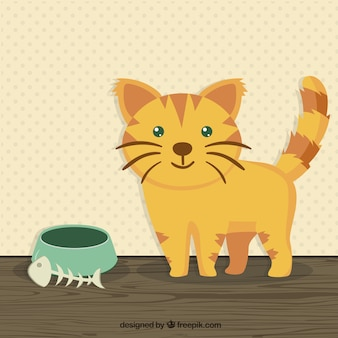 Katzenillustration