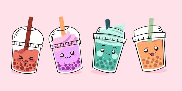 Kawaii bubble tea