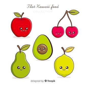 Kawaii lebensmittel-sammlung