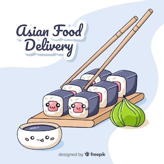 Kawaii sushi collectio