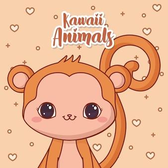 Kawaii tiere design