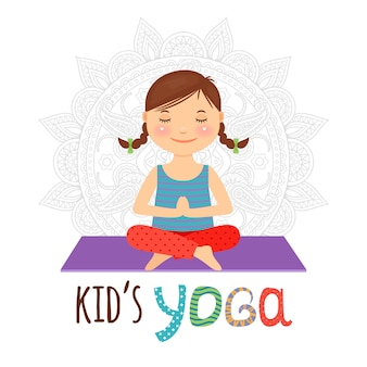 Kid yoga-logo