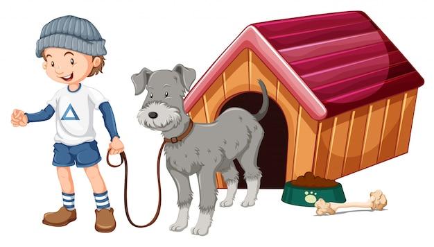 Kinder mit tieren isoliert