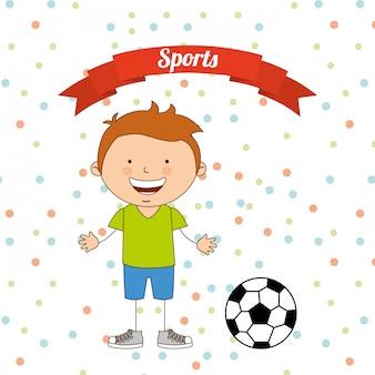 Kinder sport