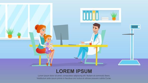 Kinderarzt medizin