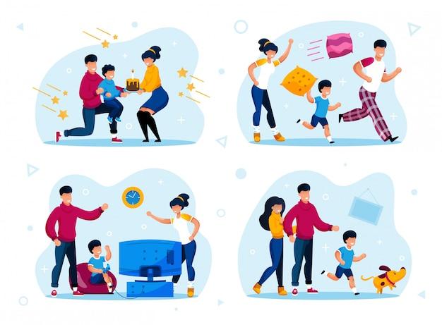 Kindergeburtstagsfeier, kinderdisziplin