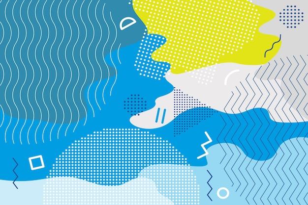 Kinderspielplatz-banner-design-konzept