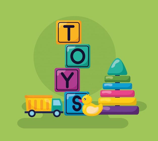 Kinderspielzeug design