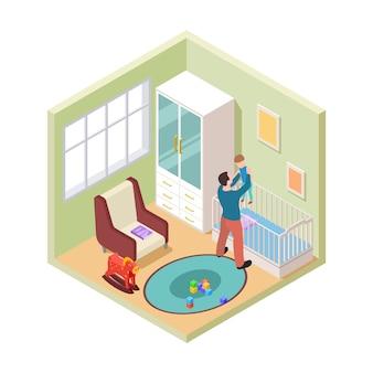 Kinderzimmer interieur