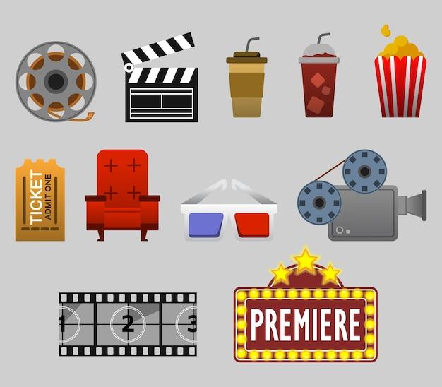 Kino-beobachtung grafik