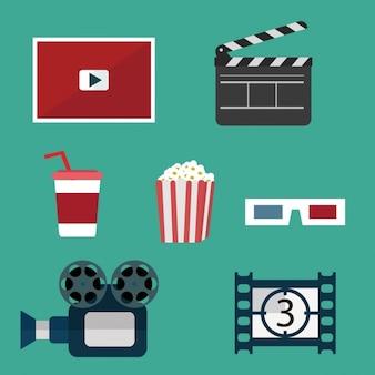 Kino-elemente-sammlung