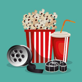 Kino essen mit filmikonen