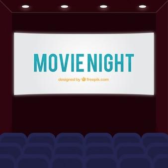 Kino-hintergrund