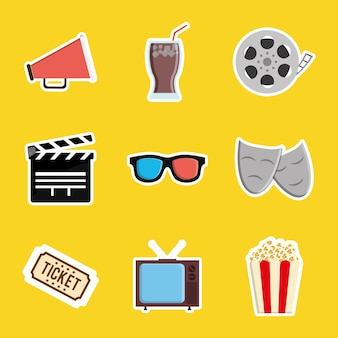 Kino-icon-design