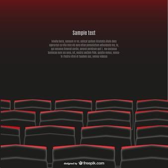 Kino kostenlosen vektor