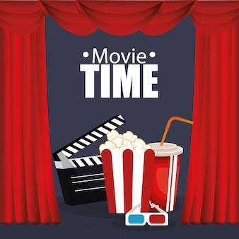 Kino mit filmikonen