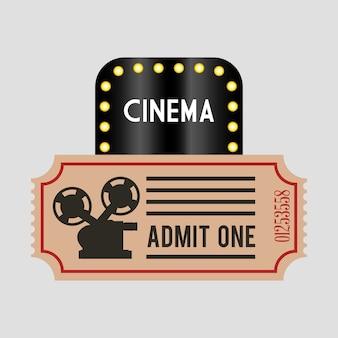 Kino ticket film
