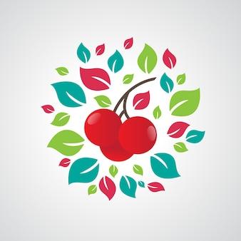 Kirschfrucht