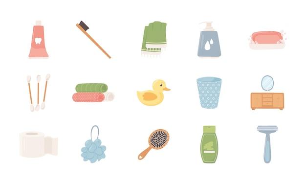 Kit der hygiene