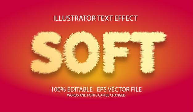 Klassischer 3d-texteffekt mit einfacher bearbeitung für alle projekte