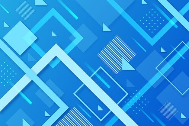 Klassischer blauer hintergrund des abstrakten designs