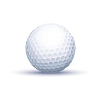 Klassischer golfball
