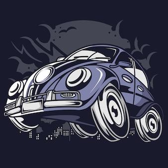 Klassischer Käfer