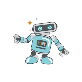Klassischer roboter