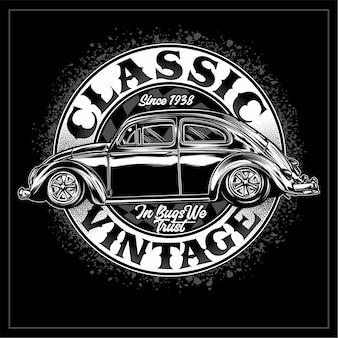 Klassischer vintage
