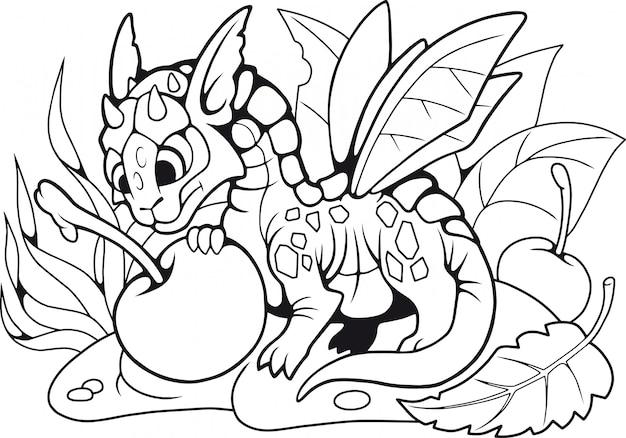Kleiner drache