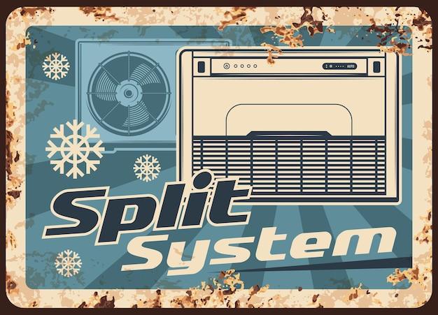 Klimaanlage split-system