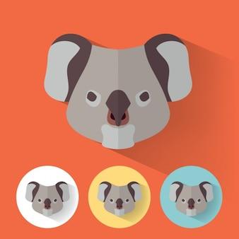 Koala-designs kollektion