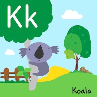 Koala-zeichnungslinie-vektordesign