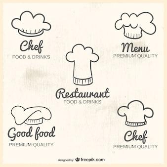 Kochmützen-logos