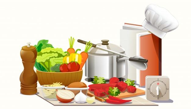 Kochversuche in der küche