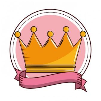 König krone cartoon