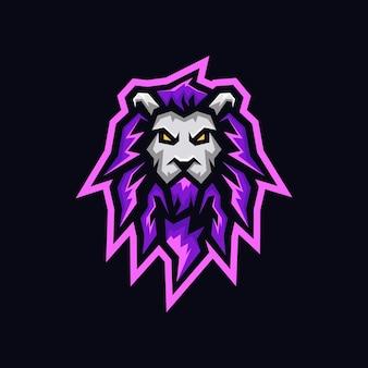 König lion logo