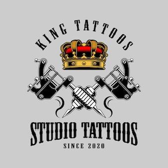 König tattoos