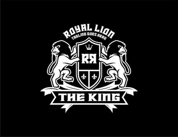 Königlicher löwe