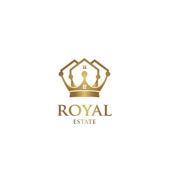 Königliches anwesen logo
