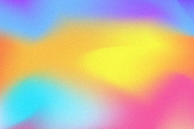 Körnige textur mit farbverlauf
