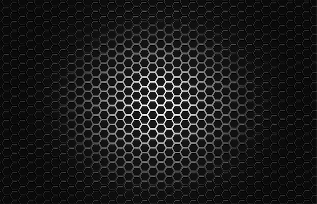 Kohlefaser textur hintergrund premium-vektor