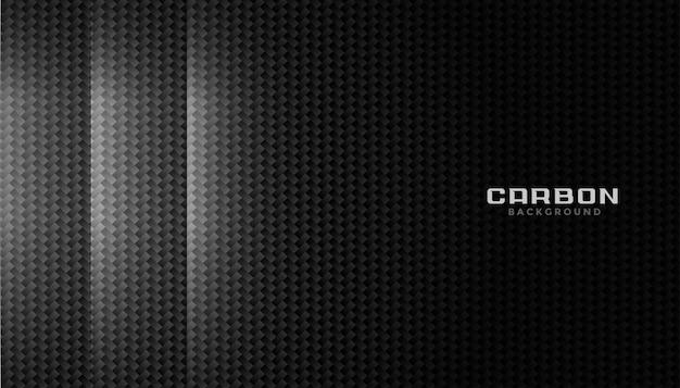 Kohlefasermaterial textur mit lichteffekt