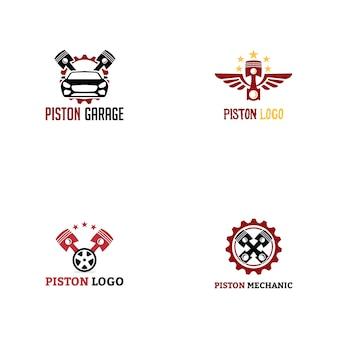 Kolben logo design