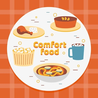 Komfort-food-design